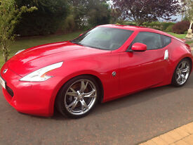 Totally Immaculate 2011 Nissan 370z GT edition manual