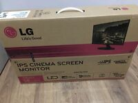 """LG 23"""" LED Monitor"""