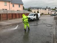 high pressure cleaning , paving repairs pressure washing services