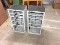 Festool SYS-PORT 1000/2 Storage System Systainer Port - 5 Drawers - 491922 Storage system