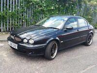 06 reg Jaguar diesel quick sale