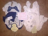 Baby clothes brand new with tags prices and age on picture