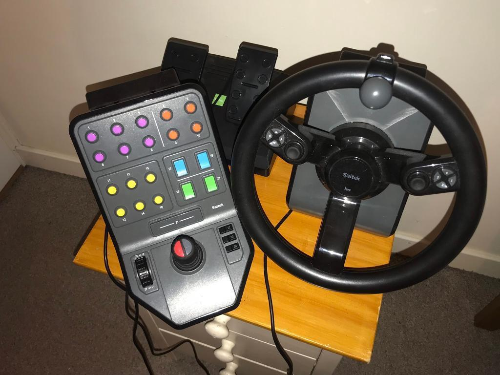 farming simulator steering wheel