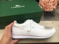 Lacoste women's trainers