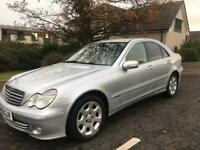 2005 Mercedes-Benz c180 kompressor Full Service history,top spec
