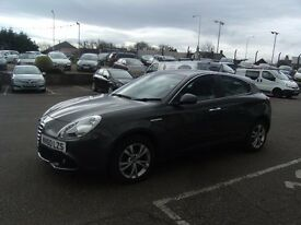 2011 60 ALFA ROMEO GIULIETTA 1.4 MULTIAIR LUSSO TB 5D 170 BHP **** GUARANTEED FINANCE ****