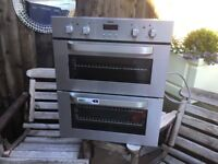 Zanussi Double Oven And Grill In Excellent Condition Can Deliver