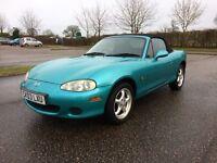 Mazda MX5 (2003/Low miles/FSH)
