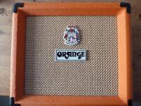 New Orange Crush 12watt combo amp
