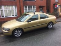 Volvo S60 2.0 t automatic full service history