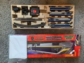 Hornby trainset with extras
