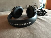 Sennheiser HD201 lightweight headphones