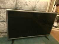"2 32"" LG TVs for parts"