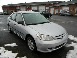 2005 Honda Berline Civic DX