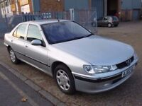 2002 Peugeot 406 2.0 HDi 4dr★★★EX MOD VEHICLE★★★DIESEL★★★AIRCON★★★LOW MILEAGE★★★