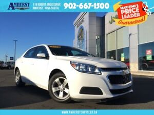 2014 Chevrolet Malibu LT - A/C, CD PLAYER, LOCAL TRADE