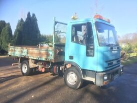 Iveco cargo tipper