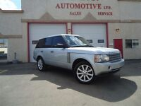 2008 RangeRover 400Hp SuperCharged Full Size/LOADED 4x4