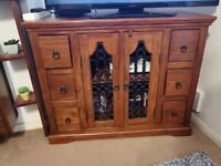 Indian rosewood matching living room furniture