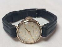 Stunning vintage Ladies solid 9k 9ct gold Regency watch VERY CHEAP