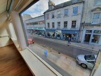 Freshly Decorated 1080sq Office/Studio @ Kirkclady 237 High Street @ £650.00p/m