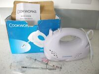Food Mixer Cookworks - BRAND NEW in BOX - £5.00