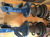 Ep3 Honda Civic type r shocks and springs
