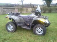 Artic Cat 700 diesel quad. late 2013. very good condition