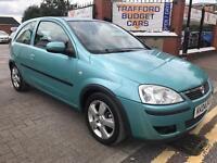 Corsa 1.3 CDti 2004 12 months MOT, £30 tax cheap car cheap runner