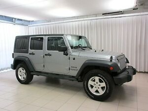 2013 Jeep Wrangler SPORT UNLIMITED 4x4 REMOVABLE HARD TOP