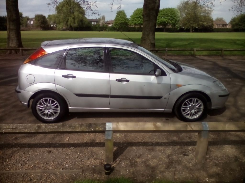 ford focus 04 plate diesel 1 8 tdci silver in wolverhampton west midlands gumtree. Black Bedroom Furniture Sets. Home Design Ideas