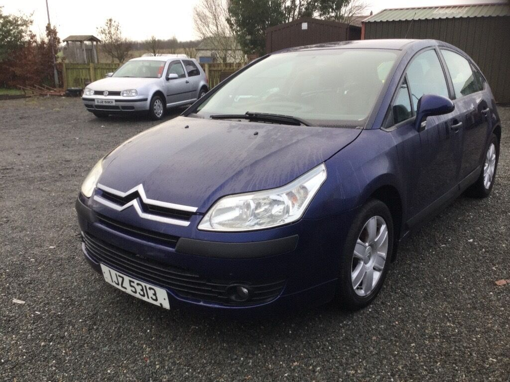 citroen c4 1 4 sx mot full year 20 1 18 2005 in moneymore county londonderry gumtree. Black Bedroom Furniture Sets. Home Design Ideas