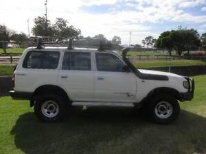1995 Toyota LandCruiser Wagon The Hill Newcastle Area Preview