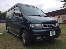 Ford Freda/Mazda Bongo campervan with full side conversion