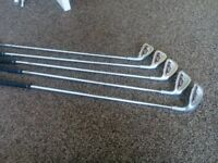 DONNAY PRO ONE OVERSIZED IRONS (GOLF CLUBS) FOR SALE