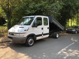 2005 IVECO DAILY 2.3 TIPPER LWB 115 BHP