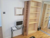 FREE Billy bookcases 80cm and CD/DVD shelves EC1