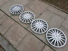 VW Hubcaps brand new
