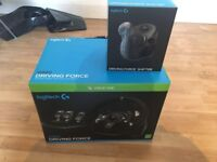 Logitech G920 Racing wheels & Gear Shifter Set