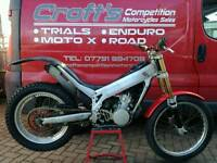 1996 beta techno 250 trials bike px trials motocross enduro road and delivery available