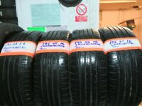 195 55 16 MATCHING MICHELIN TYRES 8MM TREAD X4-£100 X2-£55 INC BALANCE AND FITTING OPEN 7 DAYS