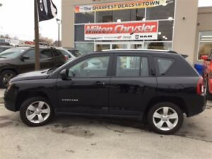 2016 Jeep Compass SPORT 4X4 LEATHER TRAILER TOW