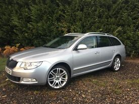 Skoda Superb Elegange 170 TDi Estate Manual 2011, 12 Months M.O.T Just had a Major Service