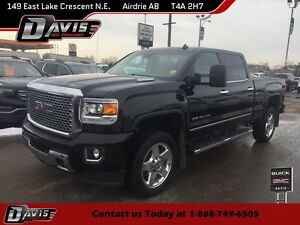 2015 GMC Sierra 2500HD Denali NAVIGATION, SUNROOF, BOSE AUDIO...