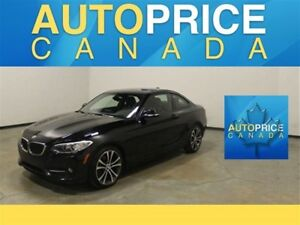 2014 BMW 228i SPORT LINE|HEATED SEATS|PUSH START
