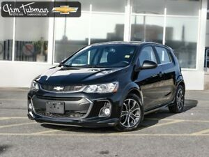 2017 CHEVROLET SONIC ***LOADED!!!***