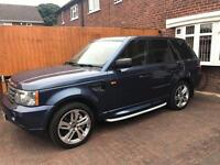 2007 RANGE ROVER SPORT 2.7TDV6 HSE FULLY LOADED!!