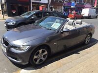 BMW 3 series convertible low mileage , only 1 owner