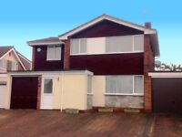 Clean, unfurnished, Semi detached 4 bedroom home with a garden to rent Near Thornbury, Bristol