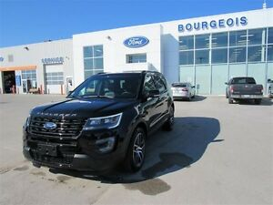 2016 Ford Explorer DEMO*FORD EMPLOYEE PRICING! *4DR SPORT 4WD SY